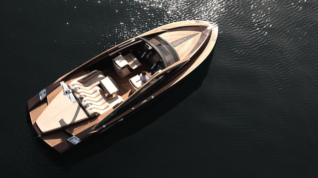 Bond-Style Yacht, Vintage Speakers, Courtyard Gondola, and More