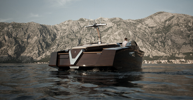 All James Bond Supervillains Should Be Legally Obligated to Use This Boat