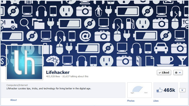 Like Lifehacker on Facebook for Top Stories and Extras Right in Your News Feed