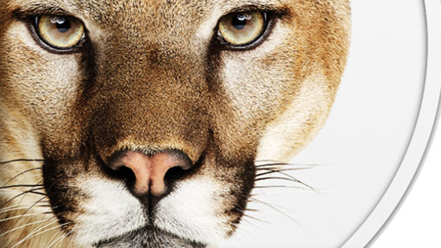 It's Official: OS X Mountain Lion Release Is Tomorrow, July 25th