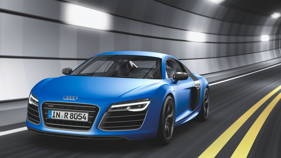 2013 Audi R8: This Is It And It Is Beautiful