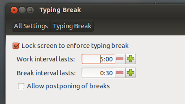 Click here to read DrWright for Linux Forces You to Stop Typing and Take a Break
