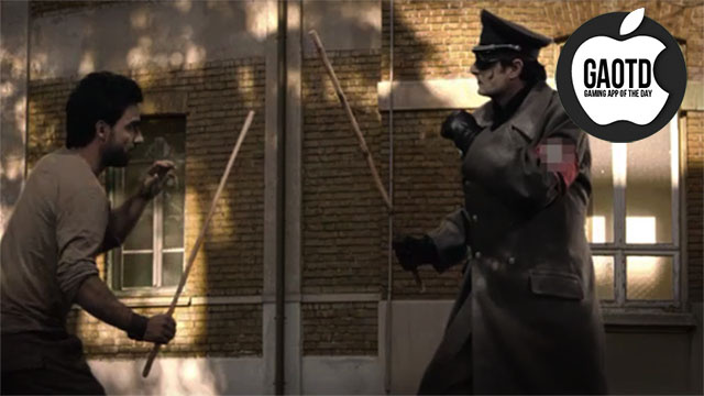 This Game Lets You Slap A Nazi Officer Around With A Broomstick