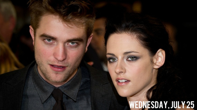 Kristen Stewart Cheats on Vampire Boyfriend With Married Human Father of Two
