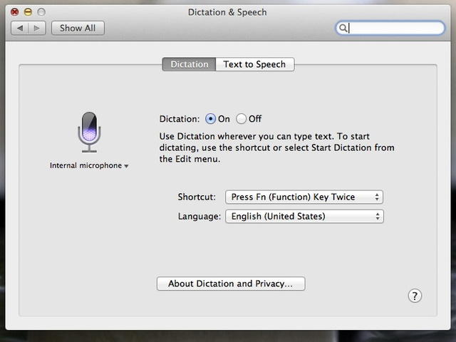 How to Talk to Your Mac: Using Dictation Effectively