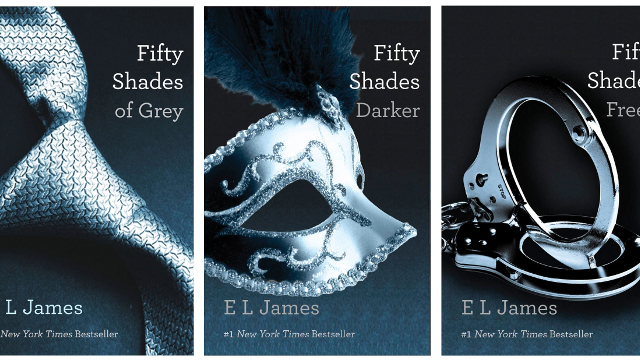 In Lieu of Bibles, Hotel Stocks Nightstands with Fifty Shades of Grey
