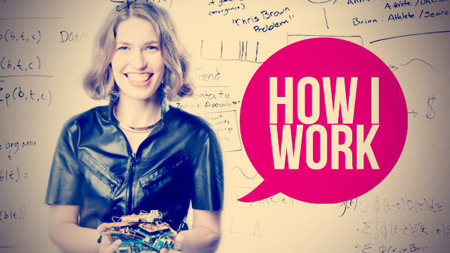 Click here to read I'm Hilary Mason, and This Is How I Work