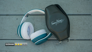 Fanny Wang 3100 Noise-Canceling Headphones Review: Phat Sound, Phony Fashion