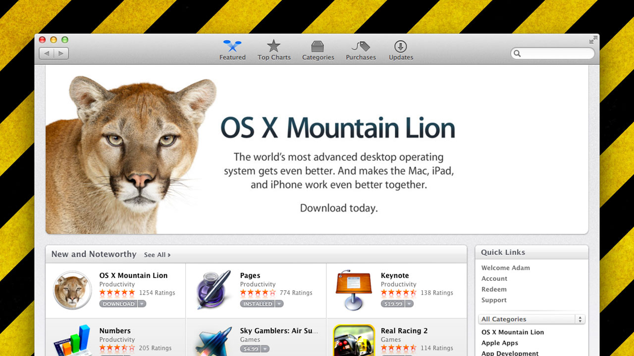 Click here to read Install Mountain Lion on As Many Macs As You Want Without Purchasing Additional Copies