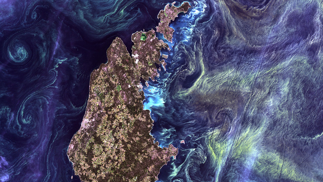 The Five Most Beautiful Photographs of Earth According to NASA
