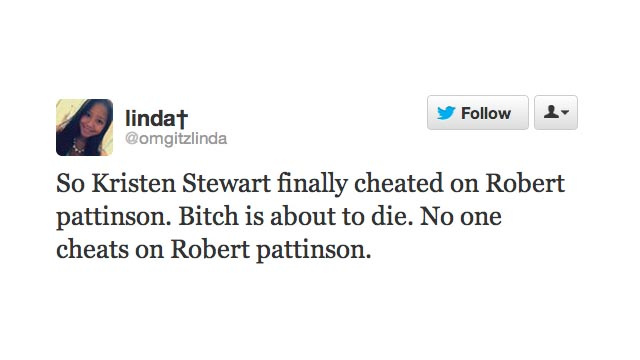 The Inevitable Kristen Stewart Death Threats Begin