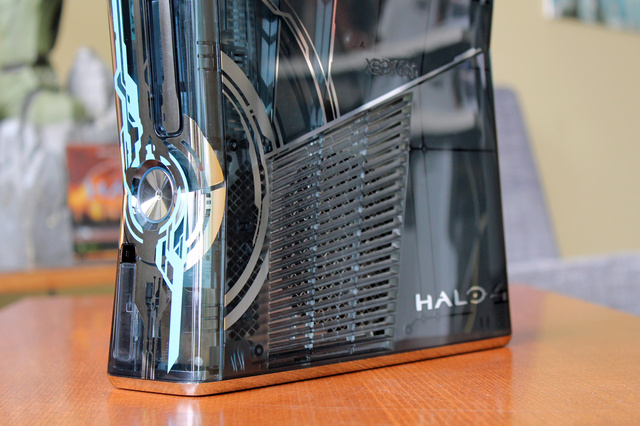 OK, That Halo 4 Console Doesn't Look as Bad as I Thought