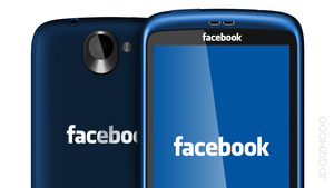 Bloomberg: Facebook Launching HTC-Built Phone With Custom OS in 2013