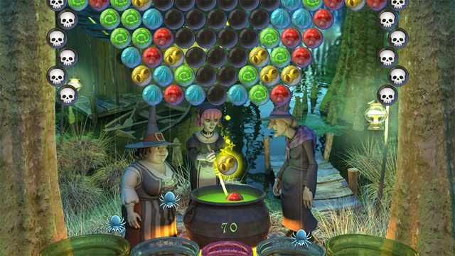Bubble Witch Saga Pops In On the Future of Cross-Platform Social Gaming