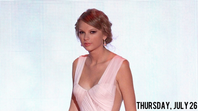 America's Love Unicorn Taylor Swift to Write Sad Songs About Parents' Split