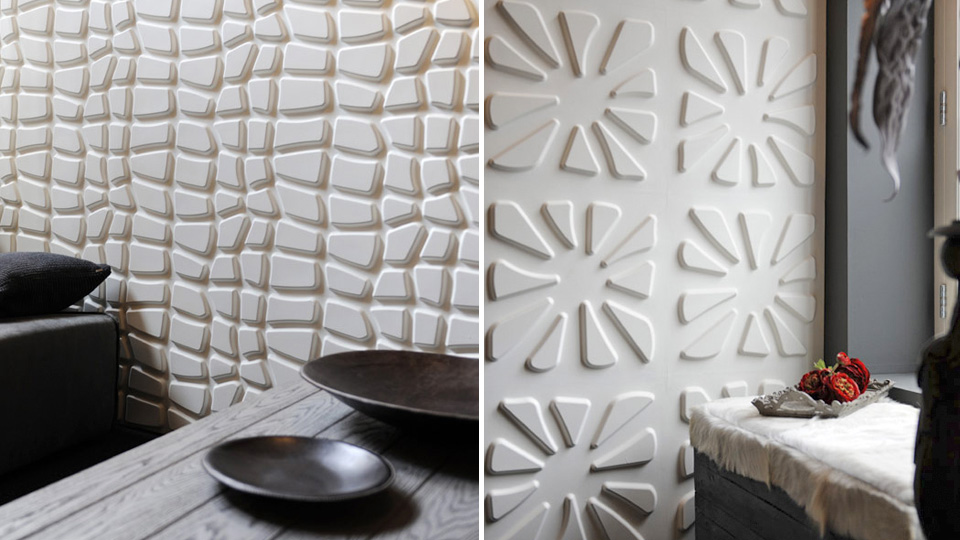 Click here to read Fancy 3D Wallpaper Is Basically Thousands of Shelves for Dust