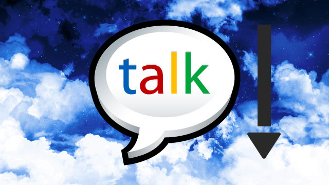 Google Talk Is Down Worldwide