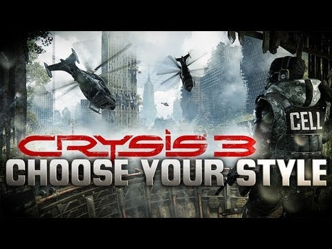 Click here to read <em>Crysis 3</em>'s Interactive Trailer Lets You Choose from Sneaky or Overpowering