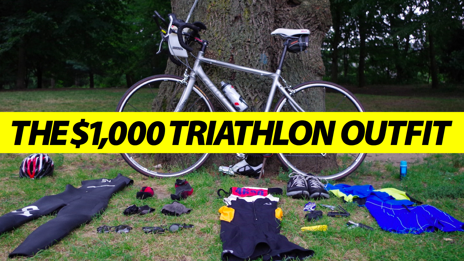 Click here to read The Ultimate Triathlon Outfit For Under $1,000