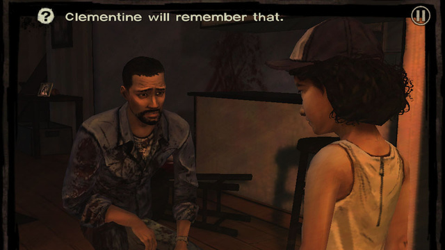 The Most Terrifying Thing about Telltale's Walking Dead Series? Not Being Able to Control the Camera How You Want