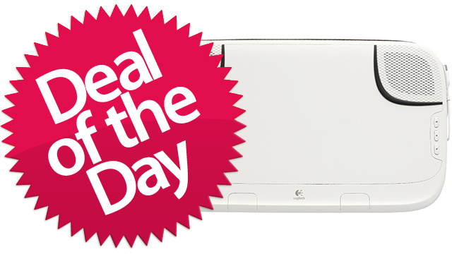 This Logitech Lapdesk Is Your Better-Than-Letting-Your-Feet-Fall-Asleep Deal of the Day
