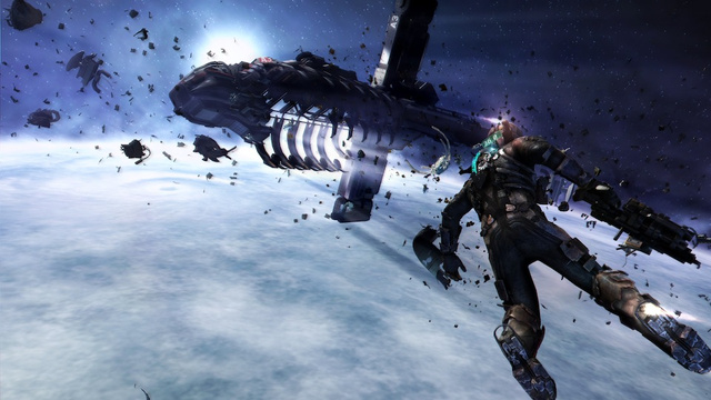 Dead Space Series Composer Will Return For Dead Space 3
