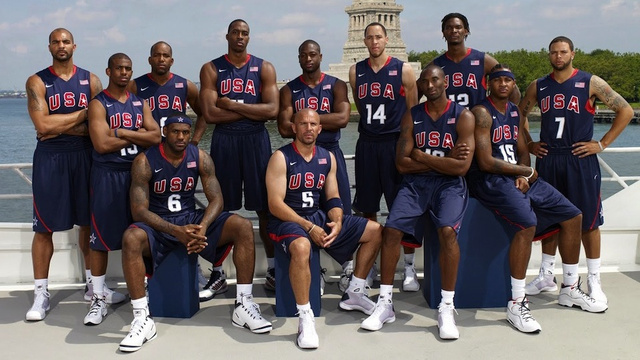 Science! Says The 2008 Squad Was Actually The Best Olympic Basketball Team Of All Time