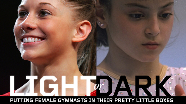 Happy Girl, Sad Girl: Shawn Johnson And Dominique Moceanu Tell The Two Stories People Want From Their Sport