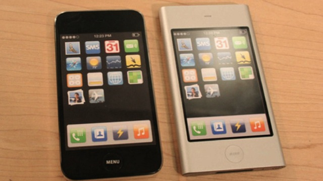 Click here to read Earliest iPhone 4 and iPad Prototypes Look Pretty Ridiculous Today