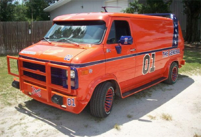 For $7,999, I Pity The Fool Who Messes With The Dukes.