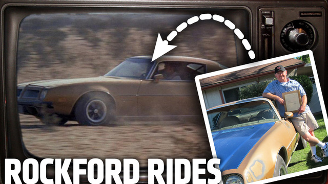 This Is The Largest Collection Of Rockford Files Cars In The Universe