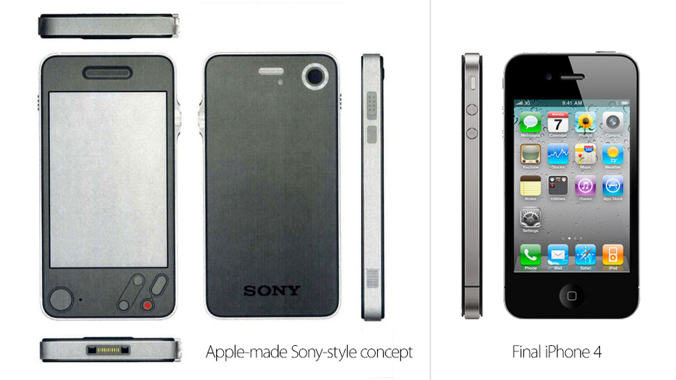 Proof That the iPhone 4 Could Have Been a Sony Product—According to Apple Itself