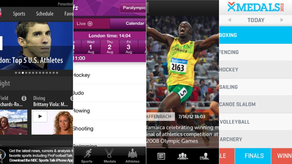 Click here to read Which Olympics App Is Right For You?