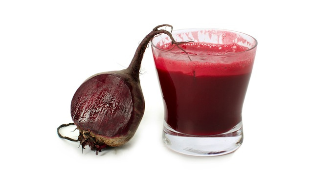All the Olympic Athletes Are Guzzling Beet Juice