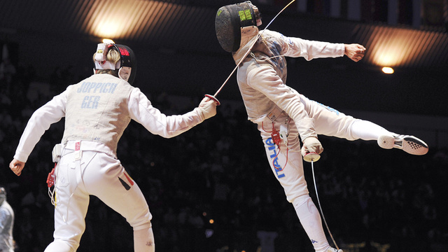 Gawker's Guide to Sports You're Pretty Sure Don't Exist: Fencing