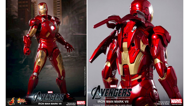 Iron Man Suit Collection to Owning an Iron Man Suit