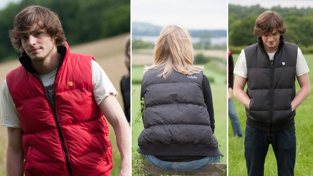 You Can Pack a Long Weekend's Worth Of Clothing Into This Puffy Vest