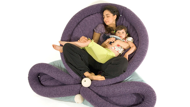 Was This Awesome Multi-Function Pillow Inspired By a Burrito?