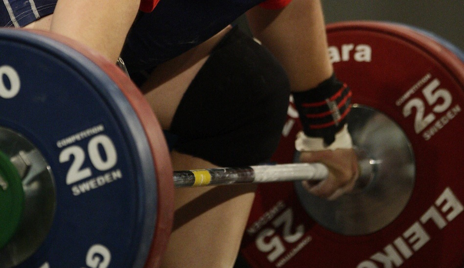 Click here to read Gawker's Guide to Sports You're Pretty Sure Don't Exist: Weightlifting