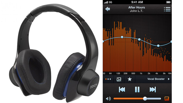 The Giant Volume Knob On These Headphones Makes It Easy For Anyone To Crank Your Tunes