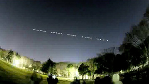Tiny Satellite To Scrawl Morse Code Messages Across the Night Sky