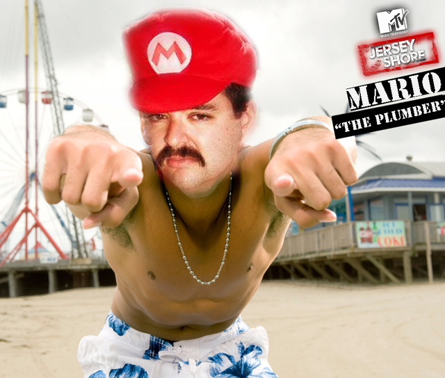 Sexy Mario, Anyone? The Winners.
