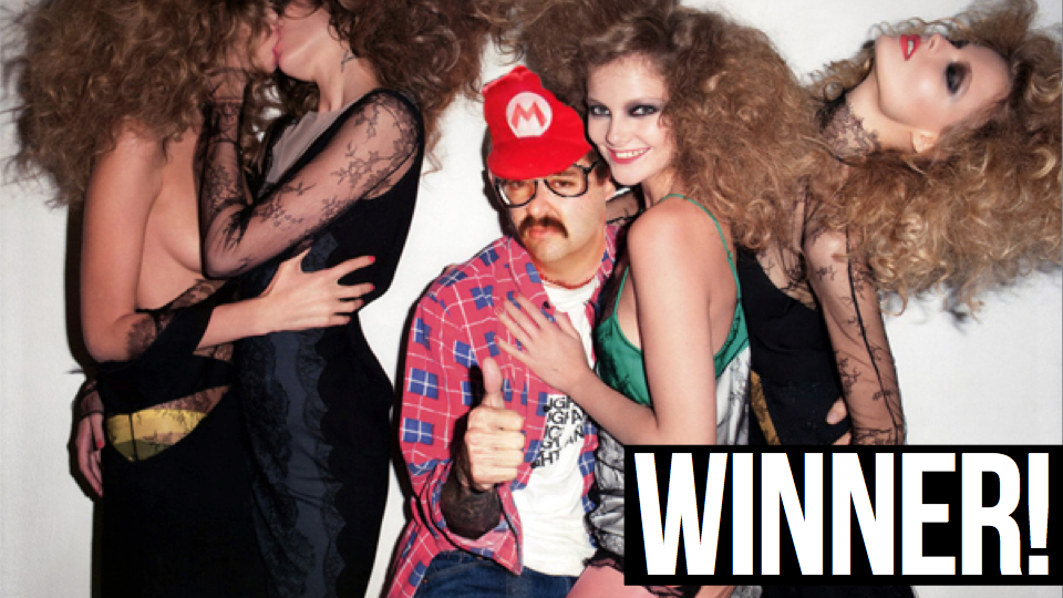 Click here to read Sexy Mario, Anyone? The Winners.