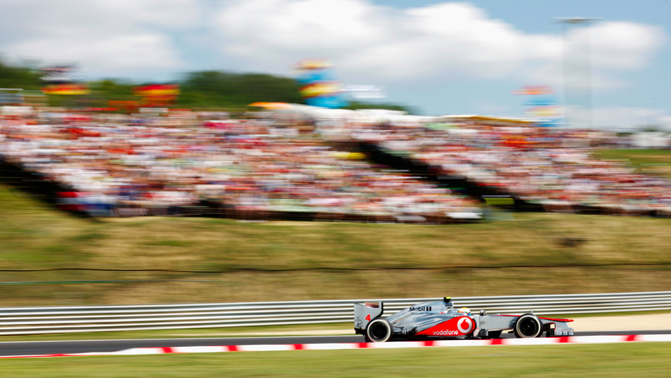 Hungarian F1 Grand Prix Open Thread