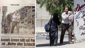 medium Newspaper Uses Photoshop to Make Syria Look Worse