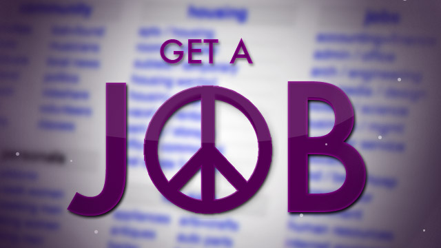 Click here to read Get a Job: The Craigslist Experiment
