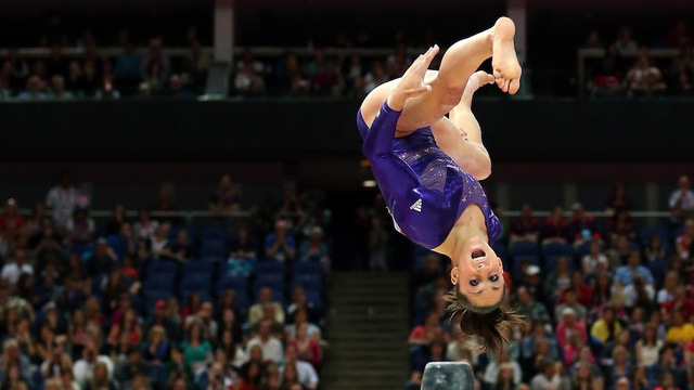 U.S. Gymnastics Favorite Jordyn Wieber Outscored Nearly Everyone Else In Preliminaries. That Wasn't Enough To Qualify Her For The All-Around Final.