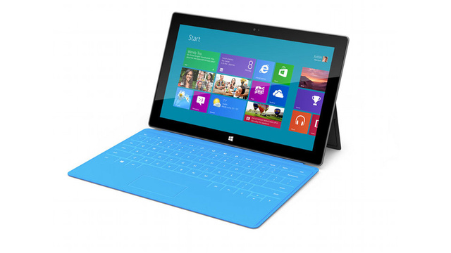 Click here to read Microsoft Confirms Surface Will Ship Alongside Windows 8 on October 26th