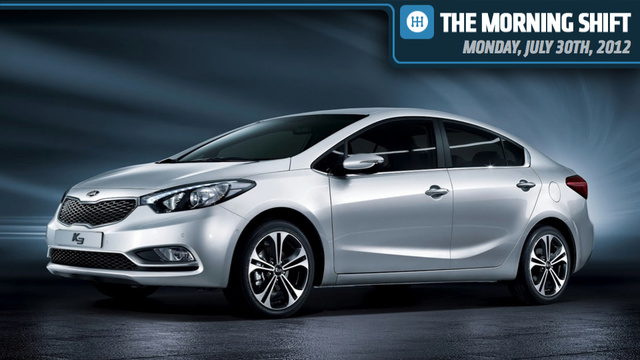 GM Boots Ewanick, BMW Boosts Olympians, And Facebook Brings The 2014 Kia Forte