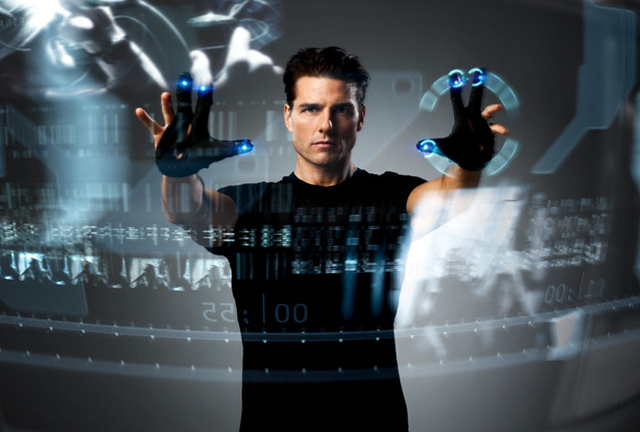 Could Minority Report come true in your lifetime?